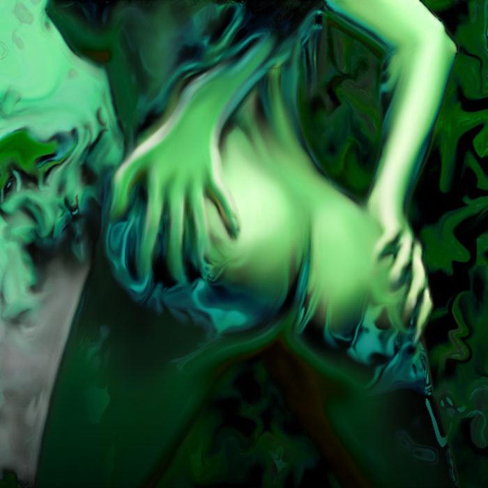 Best erotic digital fine art