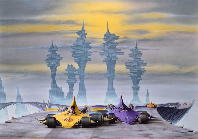 Modern surrealism fantasy art gallery: surrealist images ...
