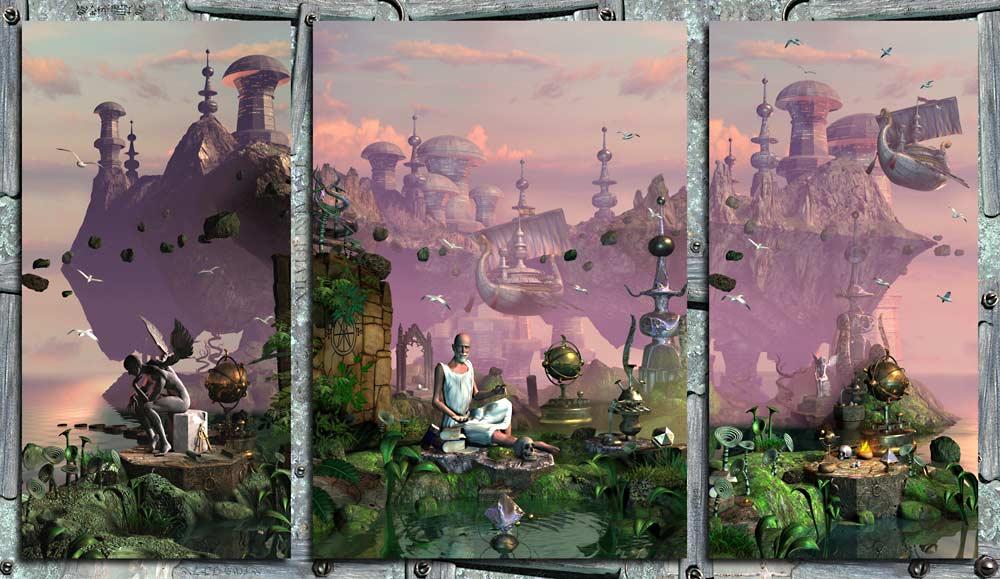3d fantasy art fairies - photo #37