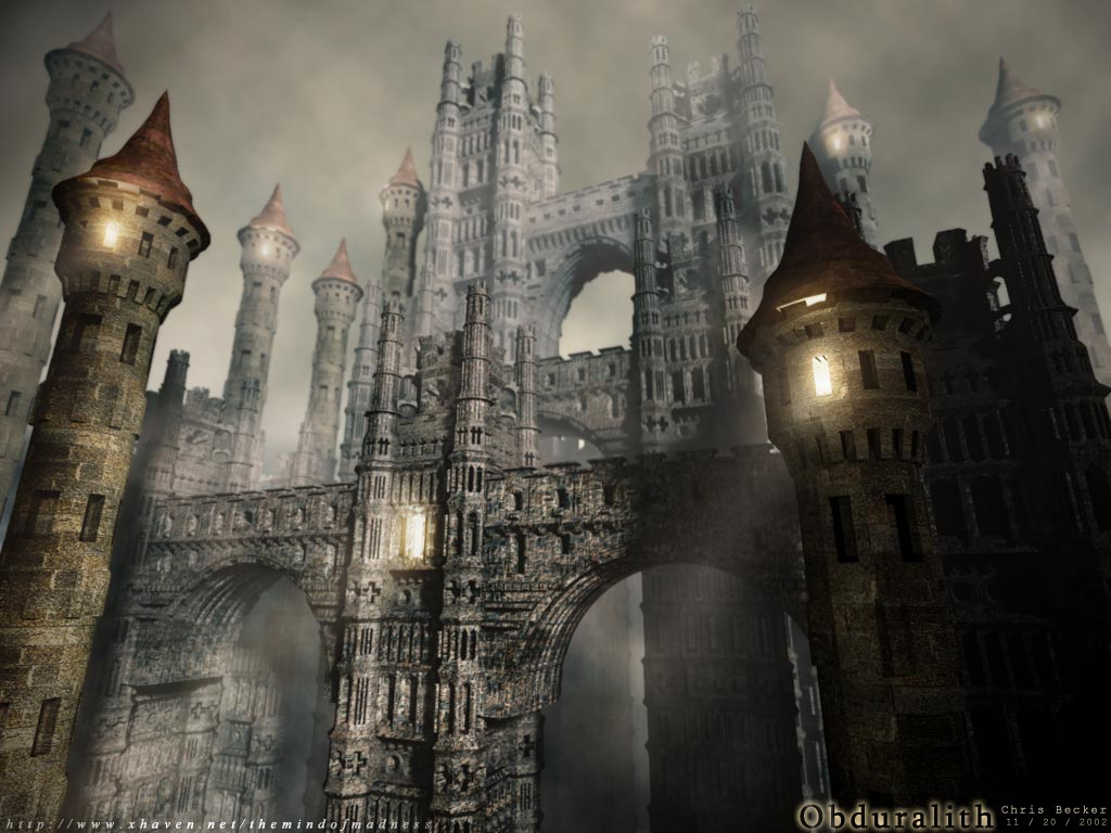 gothic castle 3 by - photo #15