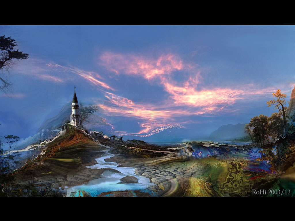 3d Art Wallpapers Digital Fantasy Artist Free 3d Landscape Wallpapers Downloads