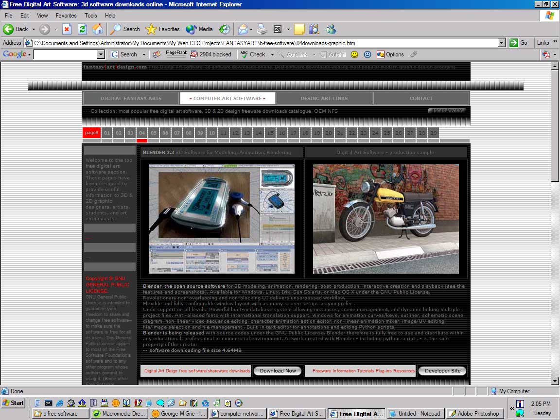 Digital art software free download Free 3d design software online