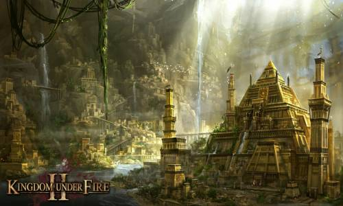 Fantasy art city - photo#15