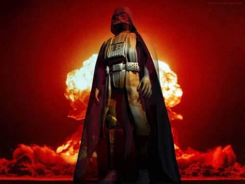 Darth Vader Theme By Serge Udalov, 3D Digital Art, Science