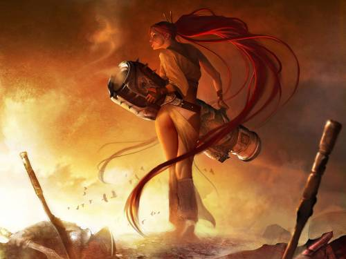 heavenly sword wallpaper. Wallpaper image: Heavenly
