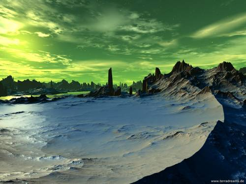 nature and scenic wallpaper. Wallpaper image: Unspecified digital art landscape, Nature, 3D Digital Art,