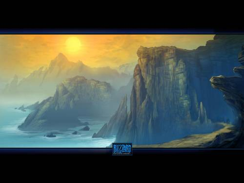 Blizzard discovery wallpaper by blizzard 2d digital art - 2d nature wallpapers ...