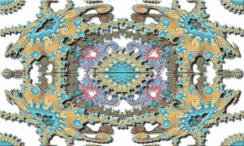 Fractal Ornamental Design By Fractalwiz 2d Digital Art Abstract