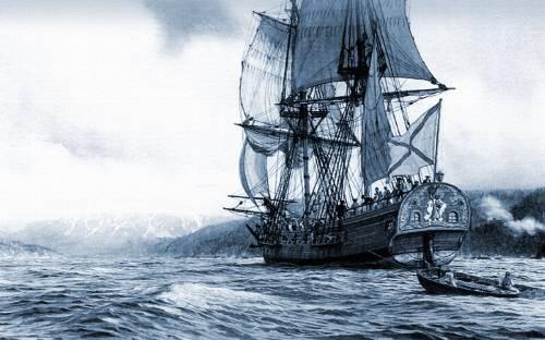 Wallpaper Image Terra Nova Expedition Mixed Style Media Sailing Sailboat