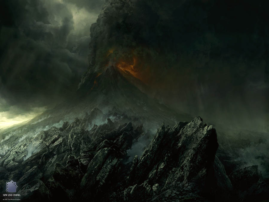 Lord Of The Rings Mount Doom Music