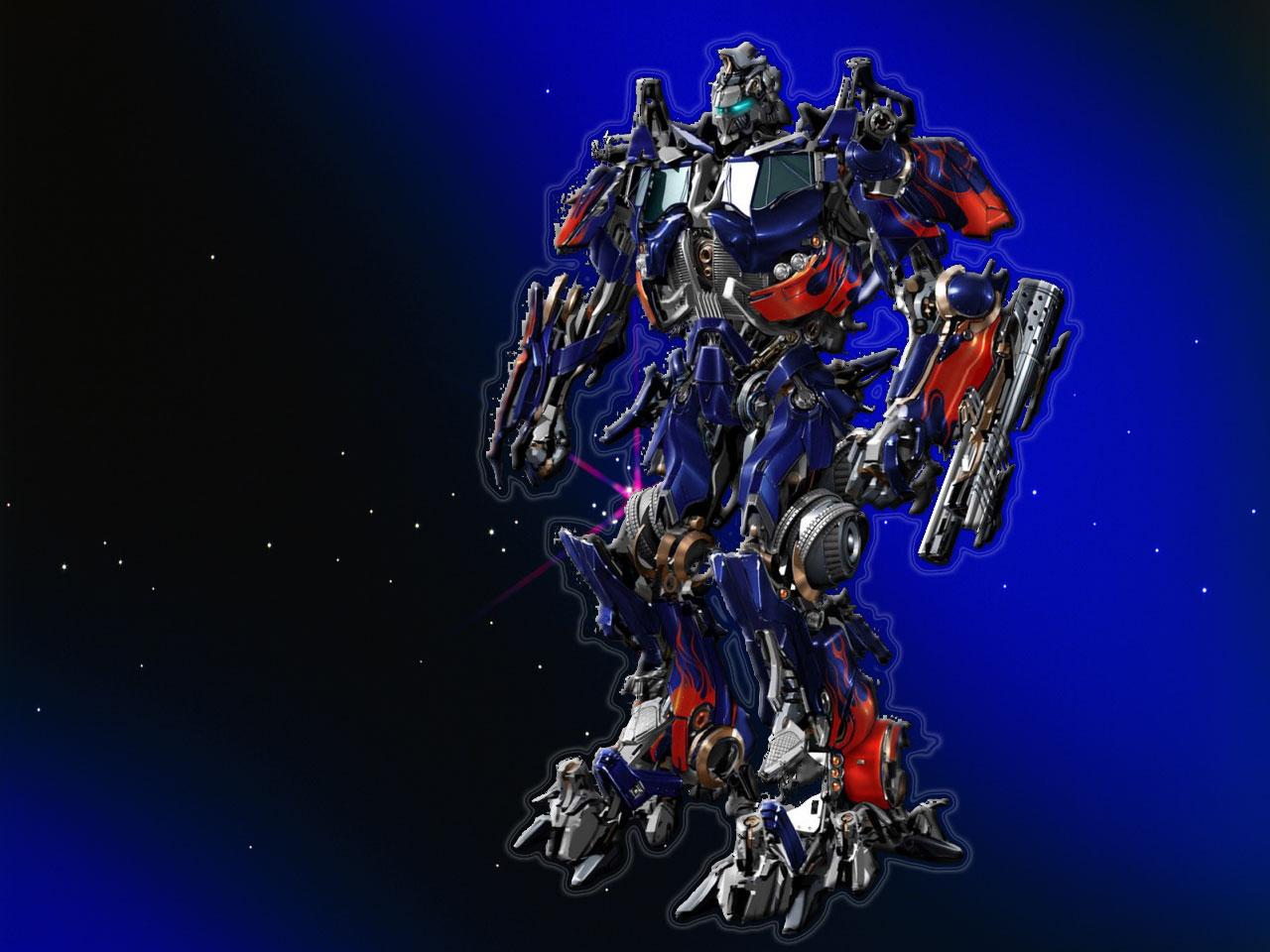 transformers optimus prime wallpapers