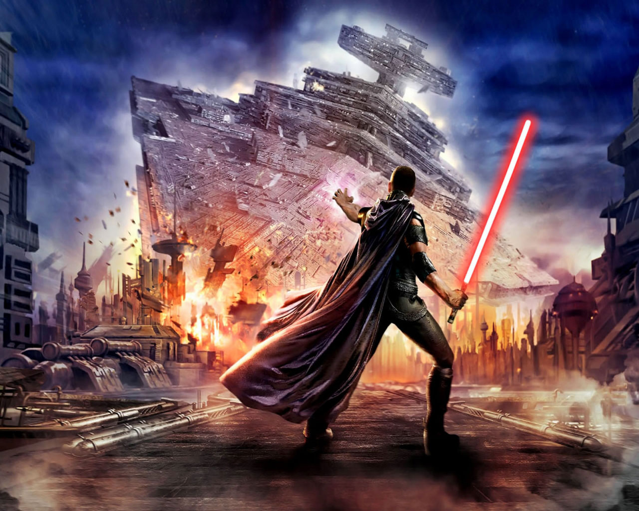 Star Wars The Force Unleashed 2 Wallpapers: RyansReviews: STAR WARS The Force Unleashed (PSP