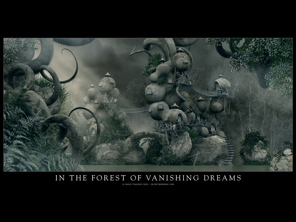 In The Forest Of Vanishing Dreams Software Bryce 5