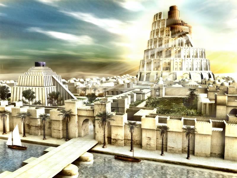 Les sumériens cette extraordinaire civilisation antique  46-digiat-art_babylon
