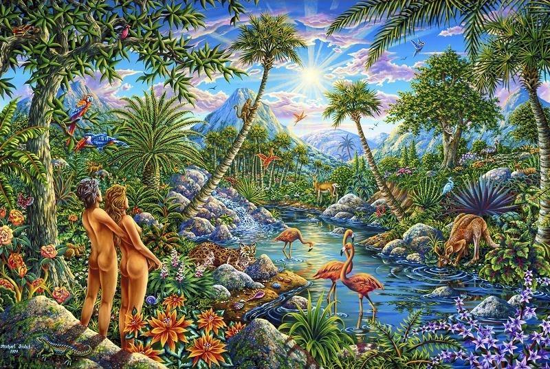 Discovery Island, 800 X 537pix Wallpaper Fantasy Art, 2D