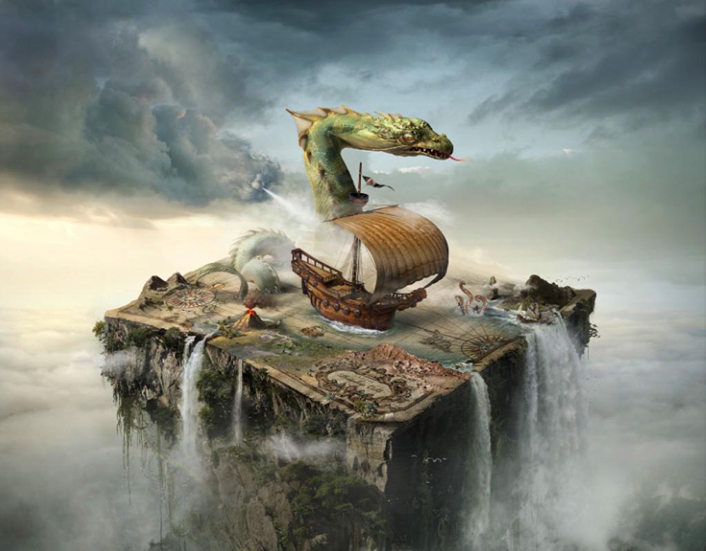 Tutorial - 20 fantasy art tips - Henning Ludvigsen ...