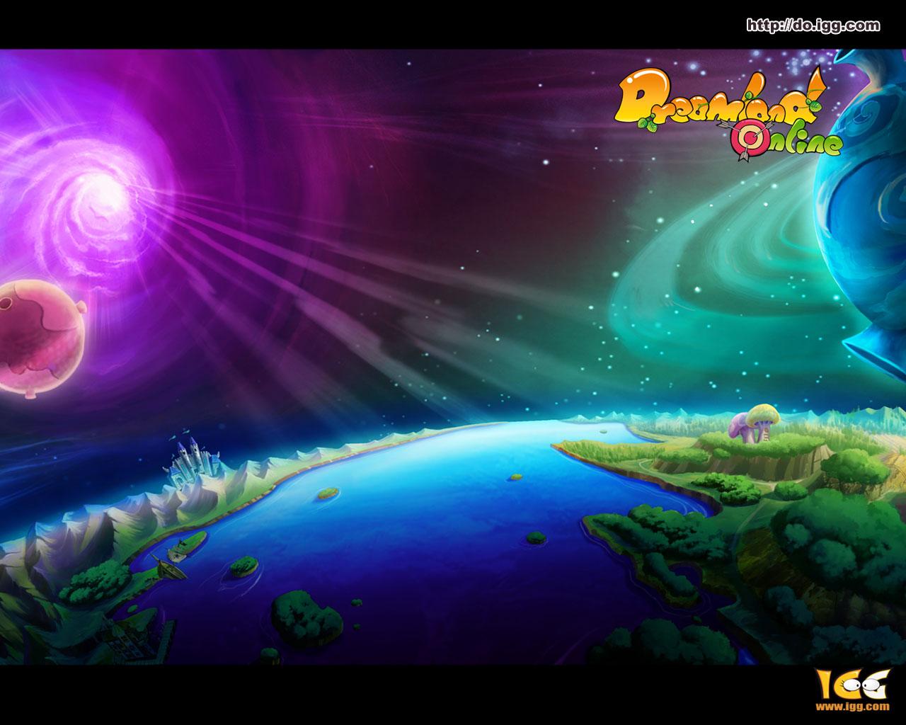 dreamscape land 1280 x 1024pix wallpaper nature 2d