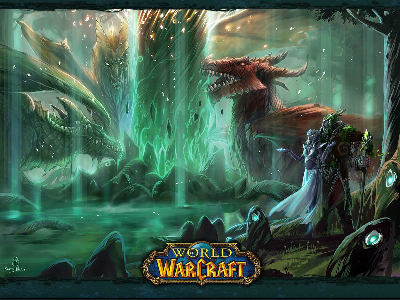 Warcraft Backgrounds