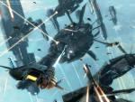 Wallpaper image: Angels fall first, war in heaven, 3D Digital Art