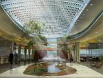 Wallpaper image: Hanging Gardens Lobby, 2D Digital Art