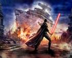 Wallpaper image: The Force Unleashed, 2D Digital Art
