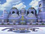 Wallpaper image: City, 3D Digital Art