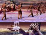 Wallpaper image: Parade of Regret, 3D Digital Art