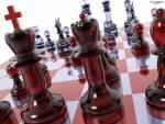 Wallpaper image: Playing strategy, 3D Digital Art
