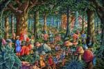 Wallpaper image: Fairy Tales, 2D Digital Art
