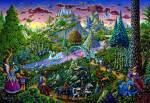 Wallpaper image: Fantastic Journey, 2D Digital Art