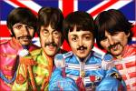 Wallpaper image: The Sgt. Pepper's Album - Internet Beatles, 2D Digital Art