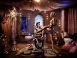 Wallpaper image: Rapunzel German fairy tale, Photo Manipulation