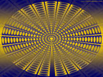Wallpaper image: Space drape disaster, 2D Digital Art